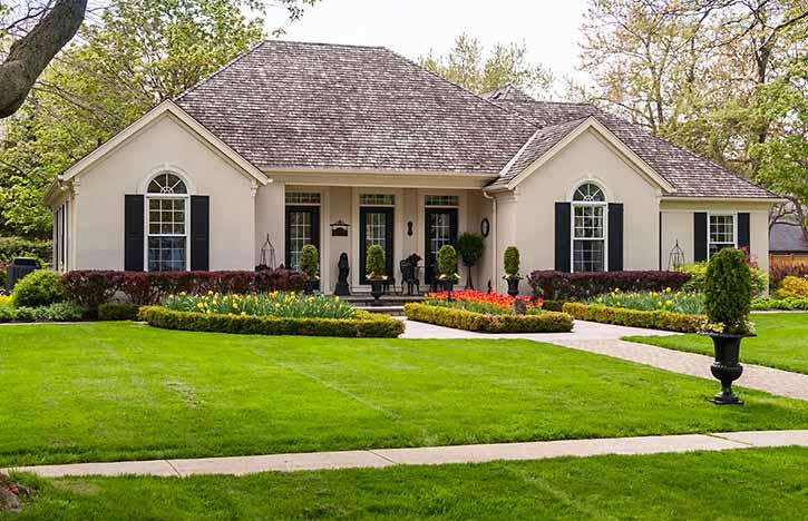Budget Cuts Lawn Care Service
