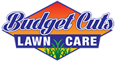 Budget Cuts Lawn Care Logo